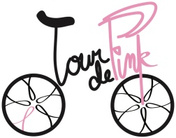 Tour de Pink Jersey Design