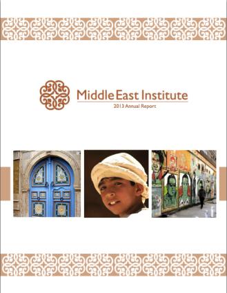 MEI Annual Report 2013