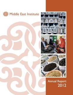 MEI 2012 Annual Report_Cover